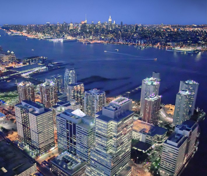 jersey city real estate development